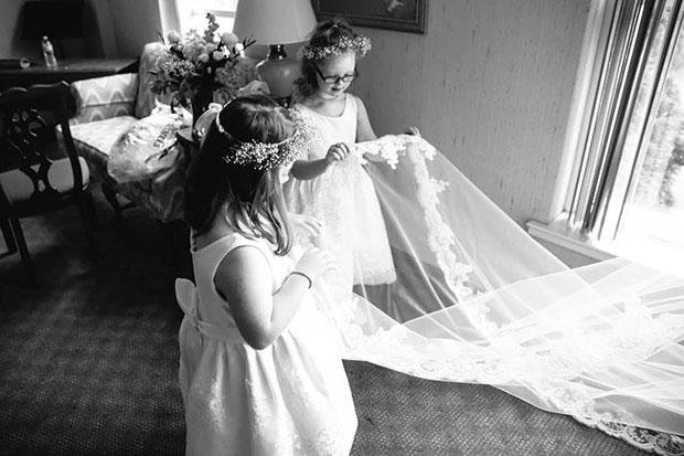ครูเชิญนักเรียนดาวน์ซินโดรมไปในวันแต่งงาน