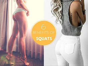 ควรออกกำลังกายท่า Squat