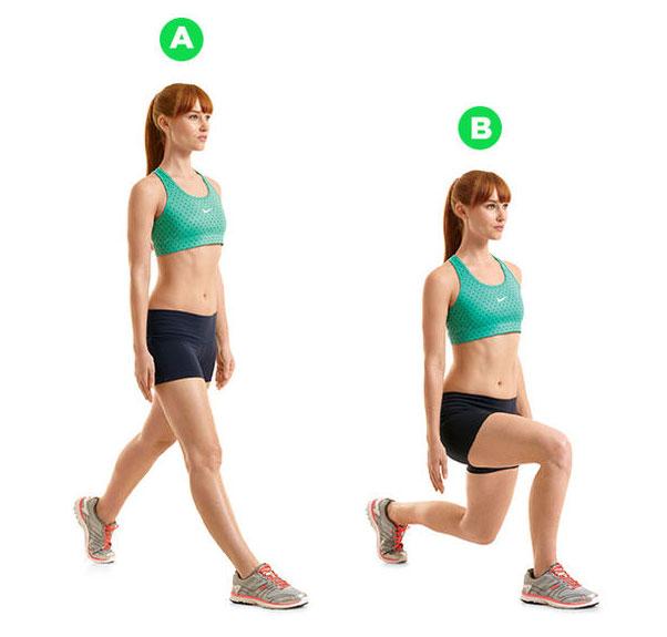 ท่าเสริมสร้างกล้ามเนื้อและเผาผลาญไขมันโดยที่ไม่ต้องยกน้ำหนักแม้แต่ครั้งเดียว