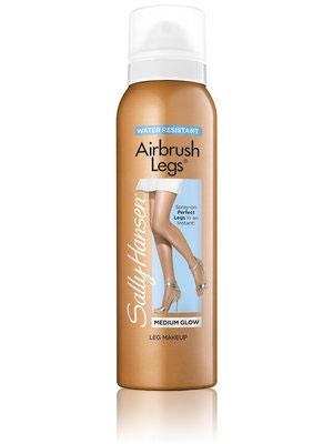 ผลิตภัณฑ์รองพื้นสำหรับเรียวขา Salon Airbrush Legs ของ Sally Hansen