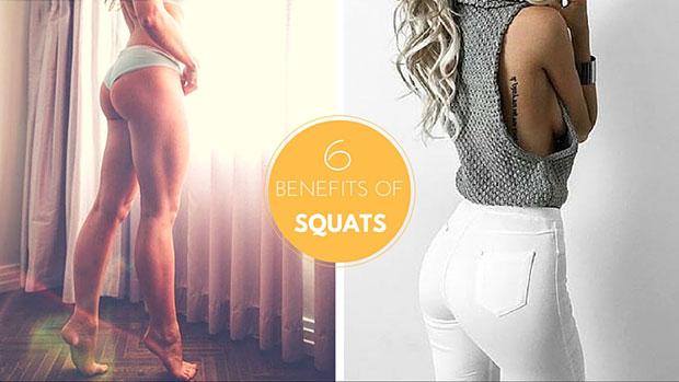 เหตุผลที่ควรออกกำลังกายท่า Squat
