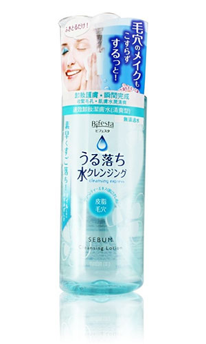 BIFESTA CLEANSING LOTION SEBUM