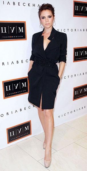 รองเท้าส้นสูง Victoria Beckham
