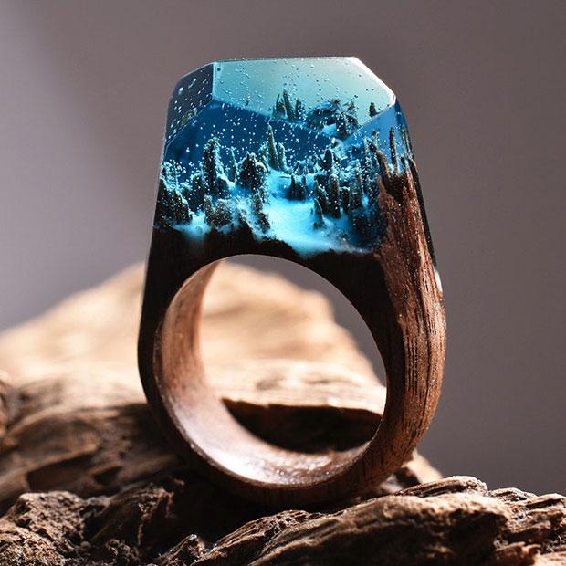 แหวน ธรรมชาติ