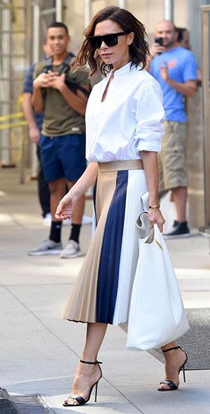 Victoria Beckham รองเท้าส้นสูง