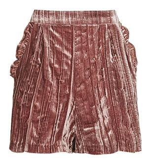 กางเกงสีชมพู