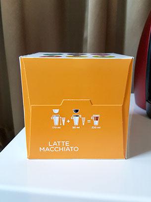 กาแฟ Latte Macchiato