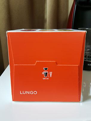 กาแฟ Lungo