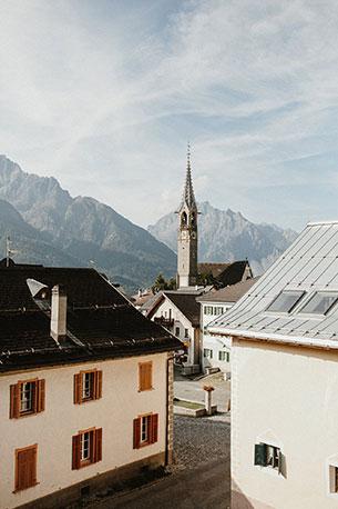งานสมรสสุดอลังการ ณ ปราสาทในสวิสเซอร์แลนด์