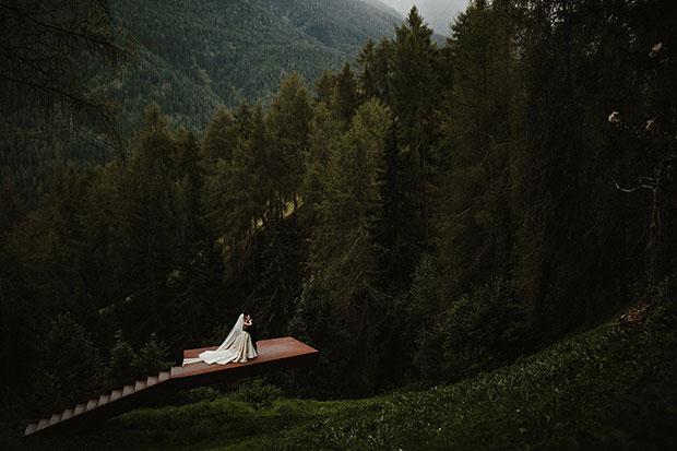 งานแต่งงานบนภูเขา