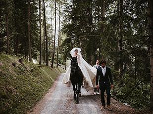 งานแต่งงาน ณ ปราสาทในสวิสเซอร์แลนด์