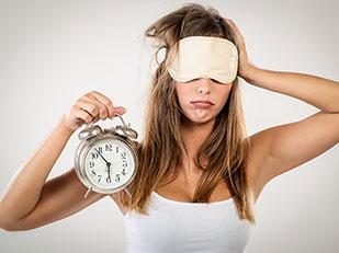 ผู้ป่วยโรคนอนไม่หลับเรื้อรัง