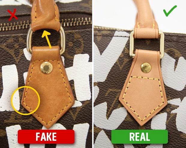 วิธีสังเกตกระเป๋าแบรนด์เนมปลอม