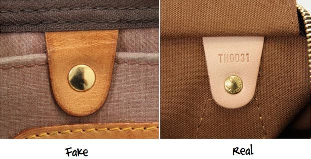 วิธีสังเกตวัสดุกระเป๋าแบรนด์เนมปลอม
