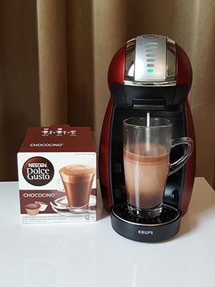 เครื่องชงกาแฟ Chococino