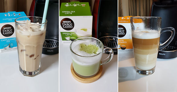เครื่องดื่มและเครื่องชงกาแฟแบบแคปซูลสุดเลิฟของออฟฟิศ