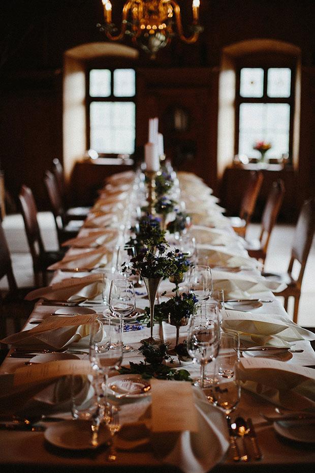 โต๊ะงานแต่งงาน