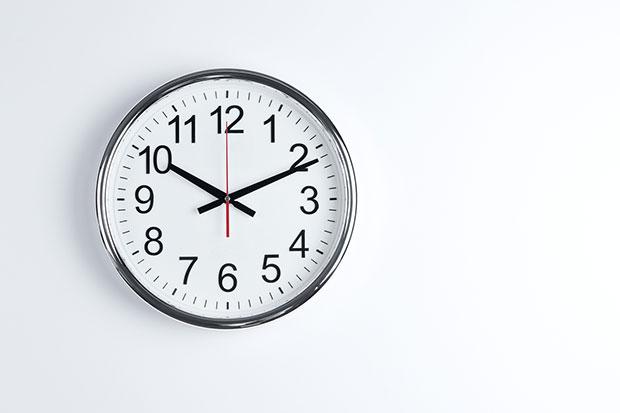 โยคะทุกครั้งที่ดูนาฬิกา