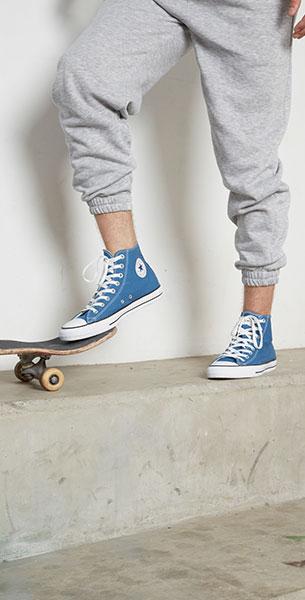 Converse สี Ocean Blue