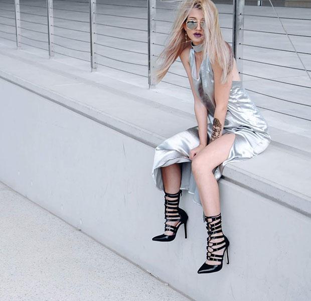 Pop Cherry, Dress Zaful Heels