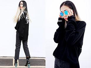 กางเกงยีนส์ 13month, เสื้อ 13month, รองเท้า Public Desire