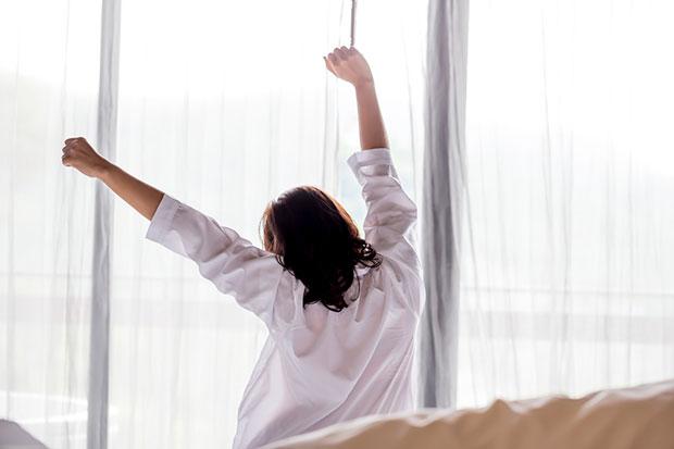 คนที่ประสบความสำเร็จตื่นแต่เช้าทุกๆเช้าวันจันทร์