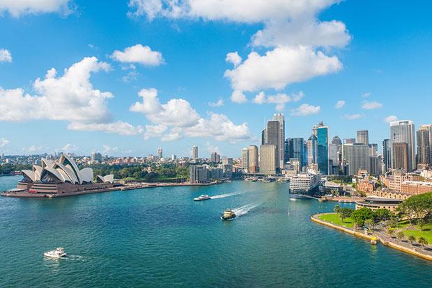ซิดนีย์ ประเทศออสเตรเลีย
