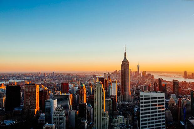 นิวยอร์ก รัฐนิวยอร์ก ประเทศสหรัฐอเมริกา
