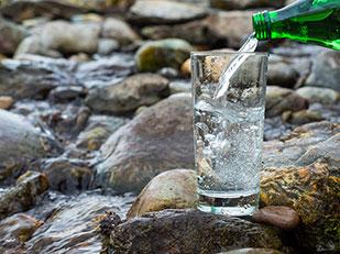 น้ำดื่มเพื่อสุขภาพที่ดีต่อสุขภาพ