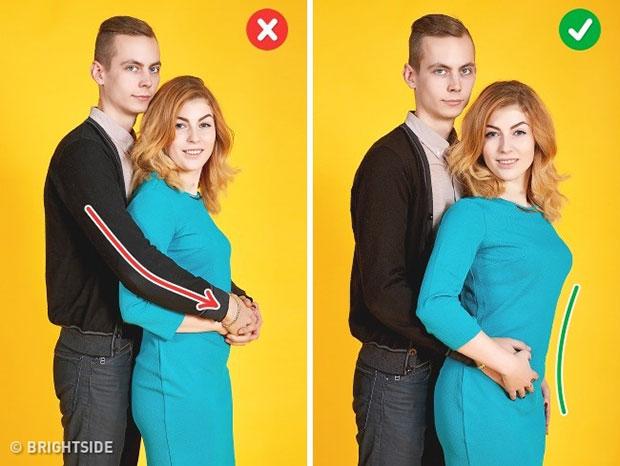 วิธีโพสรูปคู่