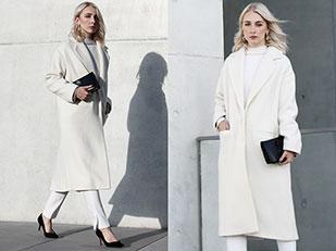 เสื้อโค้ท Lala Berlin, กางเกง Lala Berlin, เสื้อคอเต่า Lala Berlin, กระเป๋า & Other Stories