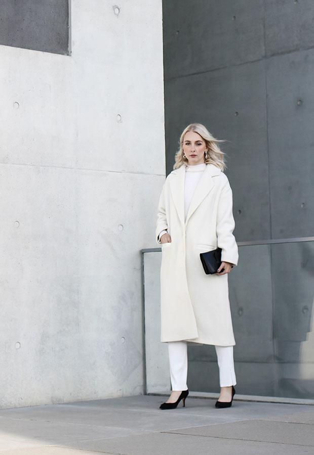 เสื้อโค้ท Lala Berlin, เสื้อคอเต่า Lala Berlin, กางเกง Lala Berlin, กระเป๋า & Other Stories
