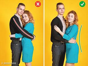 โพสรูปคู่ให้ดูดีราวกับดาราฮอลลีวู้ด