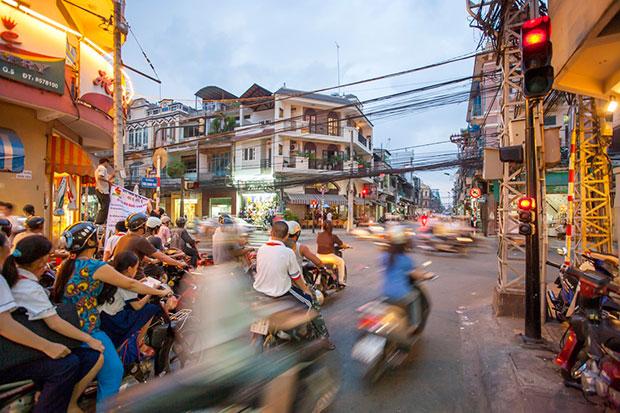 โฮจิมินห์ซิตี้ ประเทศเวียดนาม