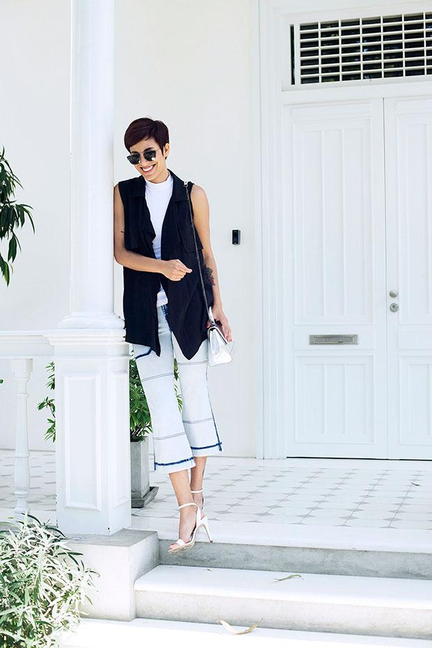 Zara Tee, Aldo Heels, Christian Dior Sunglasses