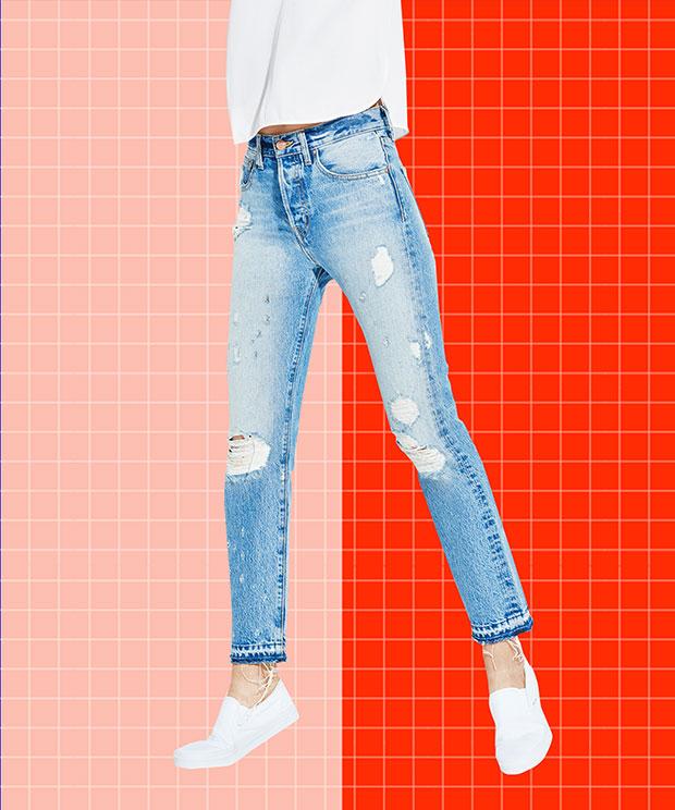 กางเกงยีนส์ตัวนี้มีคนรอซื้อ 600 คนก่อนวางจำหน่าย