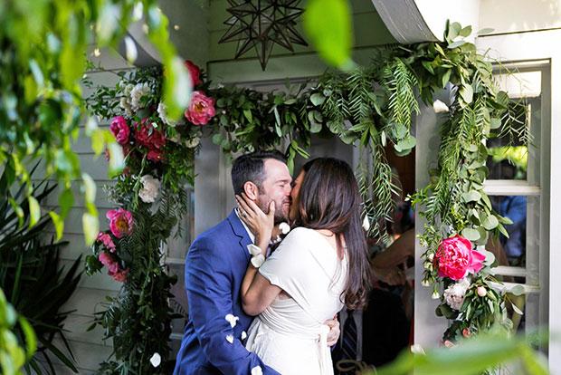 งานแต่งงานที่บ้าน