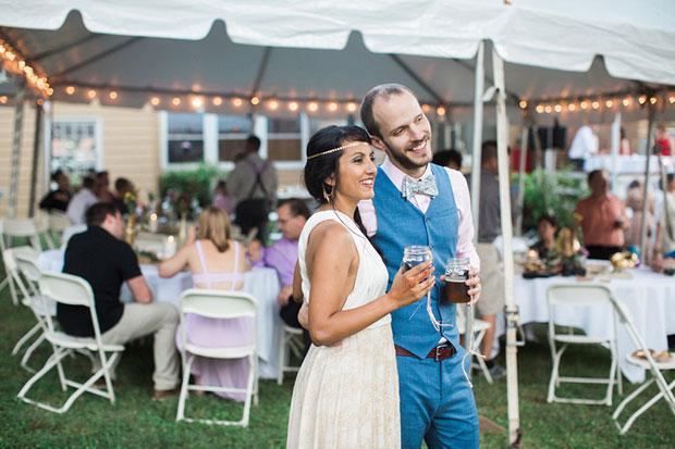 ที่จัดงานแต่งงานที่ดีที่สุดคือบ้าน