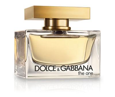 น้ำหอม The One ของ Dolce & Gabbana