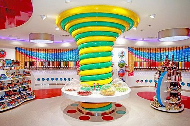 ร้านขนมหวาน Candylawa ริยาด ซาอุดิอาระเบีย