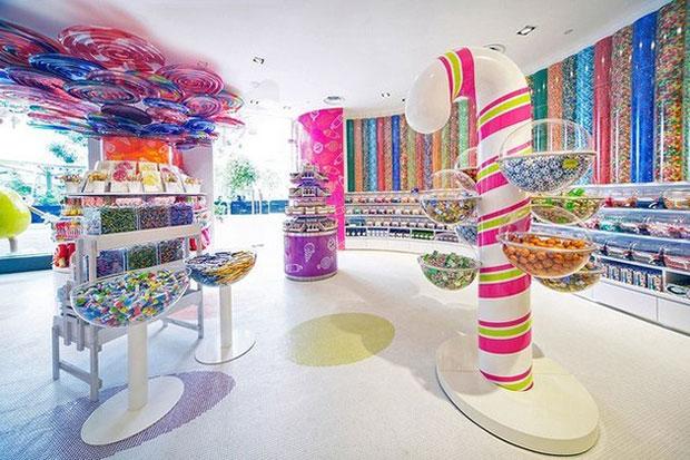 ร้านขนมหวาน Candylicious สิงคโปร์