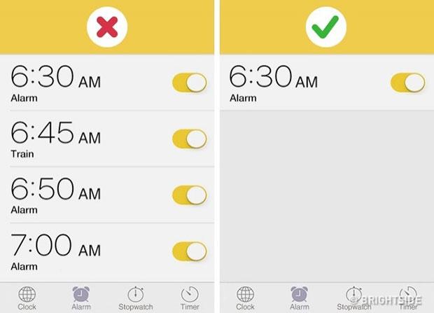 วิธีแก้อาการหลับไม่ยอมตื่น
