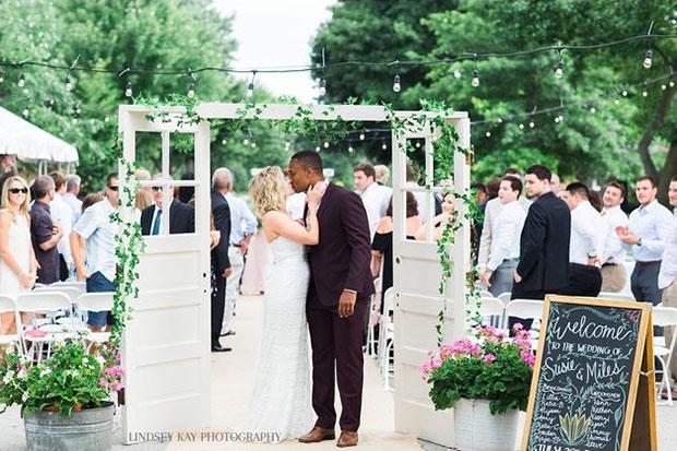 สถานที่จัดงานแต่งงานที่ดีที่สุดคือบ้าน