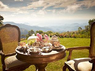 สถานที่ยอดนิยมสำหรับนั่งจิบชาแบบไฮทีที่นักท่องเที่ยวแนะนำ