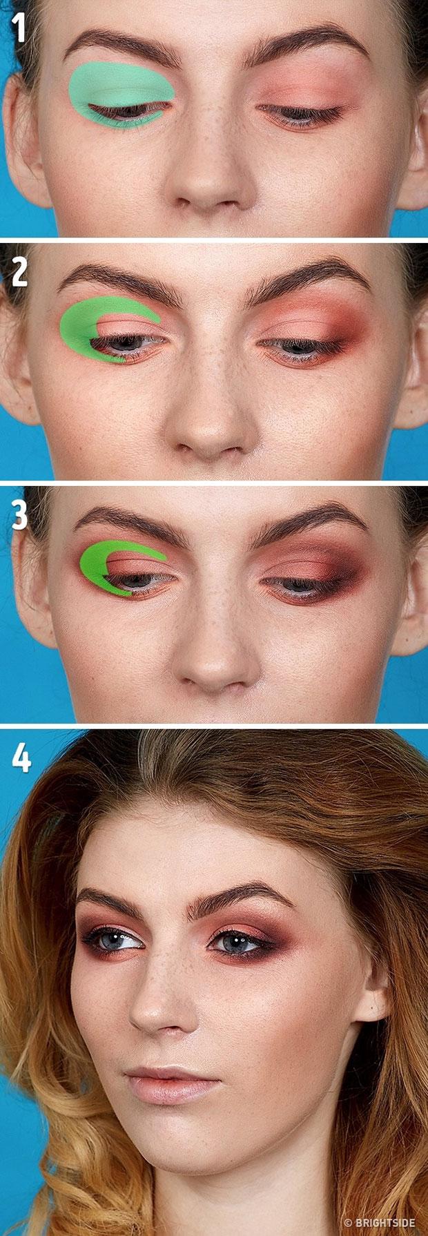 เทคนิคการแต่งตาแบบคลาสสิค