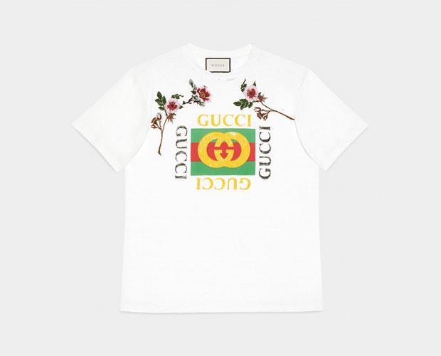 เสื้อยืด Gucci