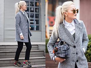 เสื้อโค้ท Dresslily, เสื้อเชิ้ต Passer, เสื้อ Florence Style, กระเป๋า Dresslily