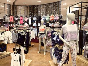 แบรนด์ชุดออกกำลังกายสุดชิค ที่ Women's Activewear โซนเปิดใหม่ของเซ็นทรัล