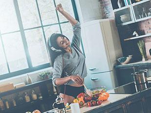 ในตู้เย็นของนักโภชนาการผู้รักสุขภาพมีอะไรซ่อนอยู่บ้าง