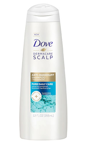 Dove DermaCare Scalp Pure Daily Care
